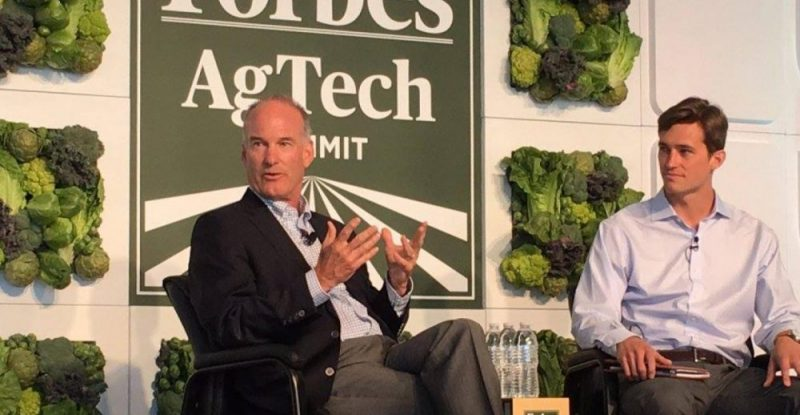 Forbes Agtech Summit in Salinas California